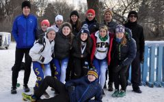 "Nordic ski team drives to be ""swift"" on the course"