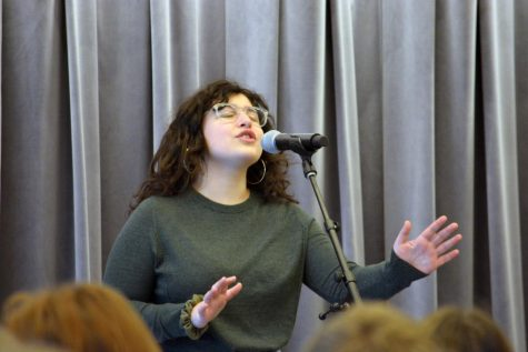 Seven poets vie for Poetry Out Loud win