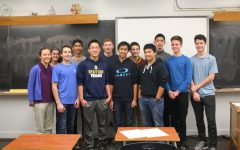 It all adds up: Calculating how Math Team succeeds