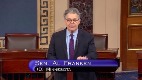 Franken called resignation 'ironic', but he needed to focus on actions