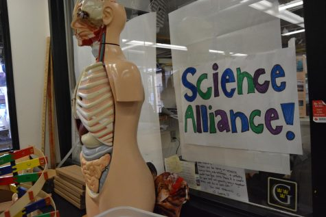 Science Alliance grows membership through a love of STEM
