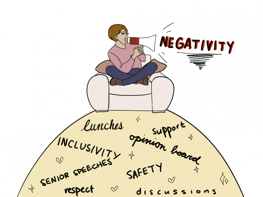 Negativity+can+overshadow+all+the+great+opportunities+we+have+at+a+school+like+SPA.