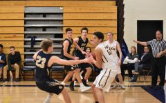 Boys Basketball loses to Breck