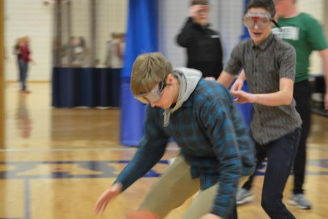PHOTO GALLERY: SADD hosts annual drunk goggle obstacle course