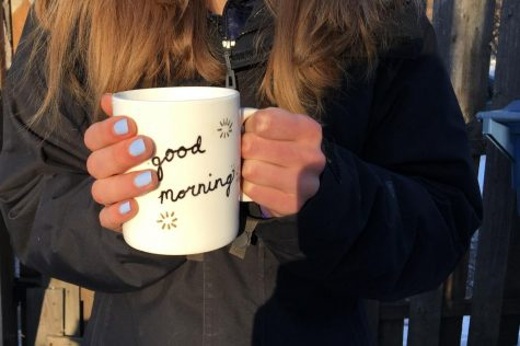 Personalize the morning with a DIY mug