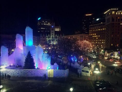 Ice palace returns to Winter Carnival