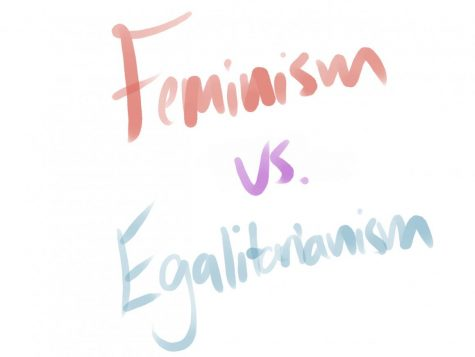 A war on words: feminism vs. egalitarianism