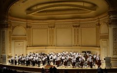 Wang brings passion for music to Carnegie Hall