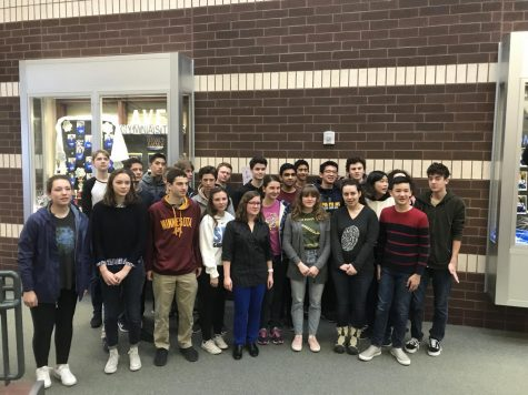 Science Olympiad takes third at regionals, advances to State