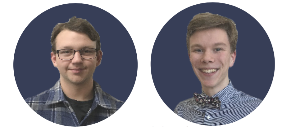 "Juniors Charles Gannon and sophomore Aidan Lanz share their perspective on how their male identity has played a role in shaping their social lives.  ""I think we have a pressure to spend the majority of time with people of the same gender, so I feel that that is the area that I have been affected the most,"