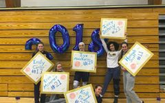GVB beats Harding for senior night