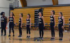 Dance team rallies school spirit