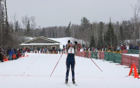 From Spartan to Olympian: Hart's skiing journey