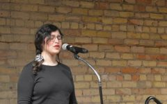 Zelle advances to state Poetry Out Loud competition