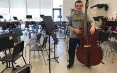 Dyar strengthens passion through All-State orchestra