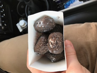 [FOOD REVIEW] Get Arby's limited time Oreo bites while you can