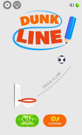 [APP REVIEW] Dunk Line rises to top free app by making logic fun