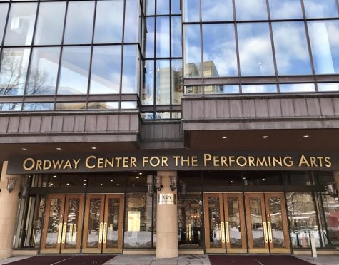 Two Sides, One issue: Graduation ceremony is moved to the Ordway Center