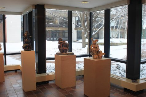 [PHOTO GALLERY] Visual art faculty exhibition displays excellence