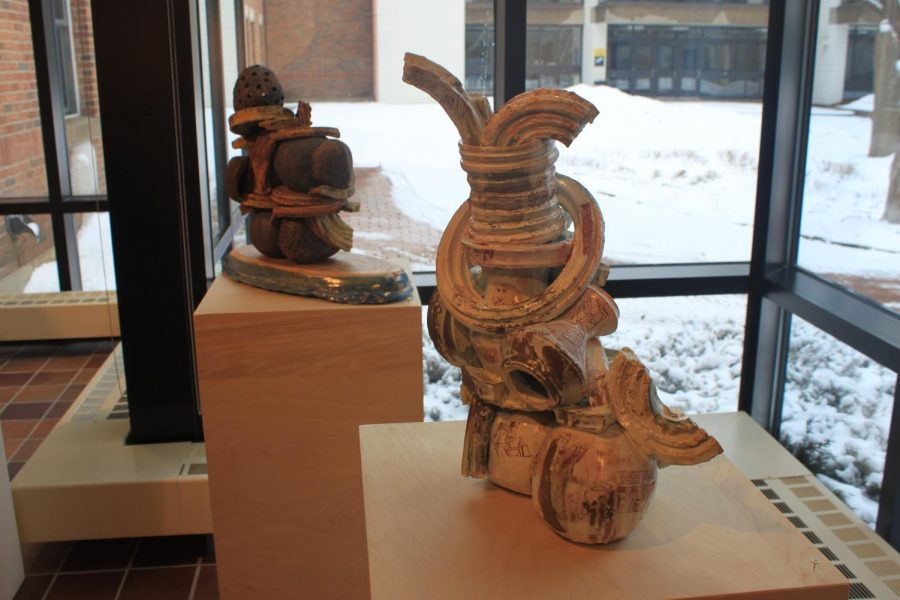 Pottery+crafted+by+Daryn+Lowman.+