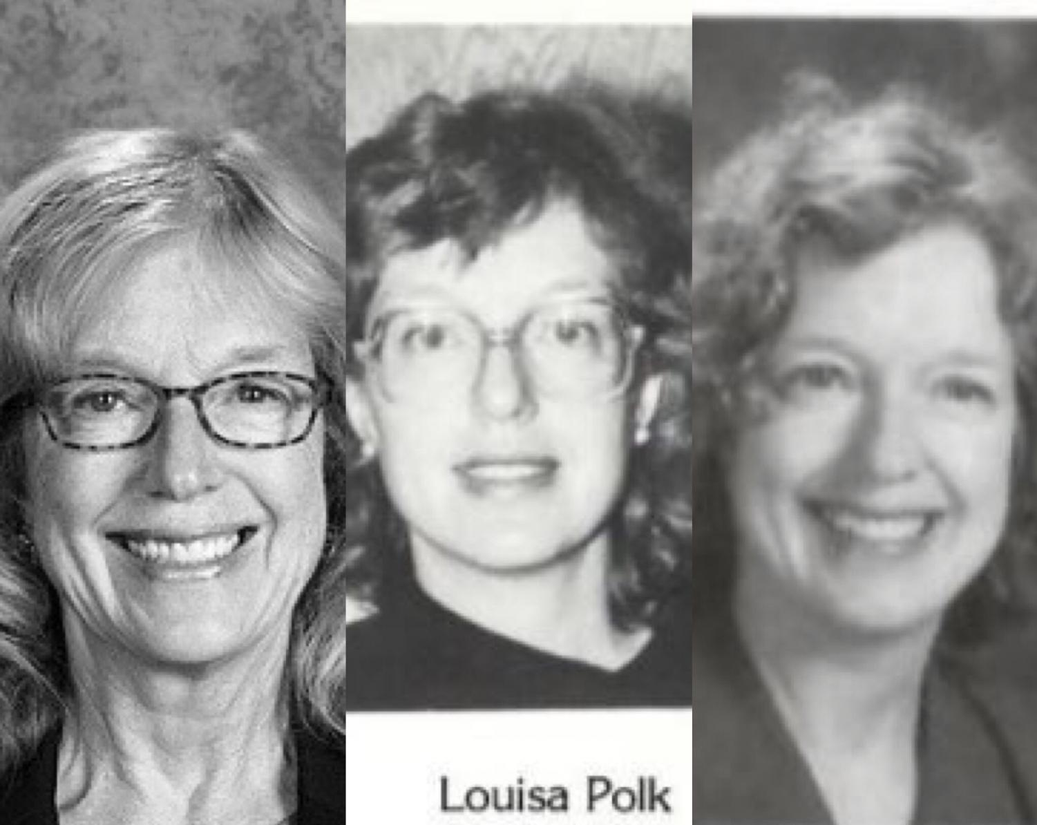 Ms. Polk will retire this year after 34 years of teaching at SPA.
