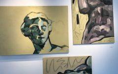 Drake Gallery showcases work from Senior Art Seminar