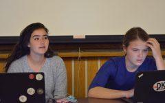 Girls speech workshop promotes gender balance for future officer positions