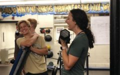Weightlifting Club welcomes female-identifying lifters