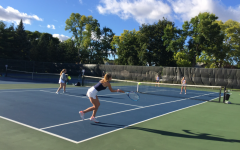 Girls Tennis shuts out Washburn