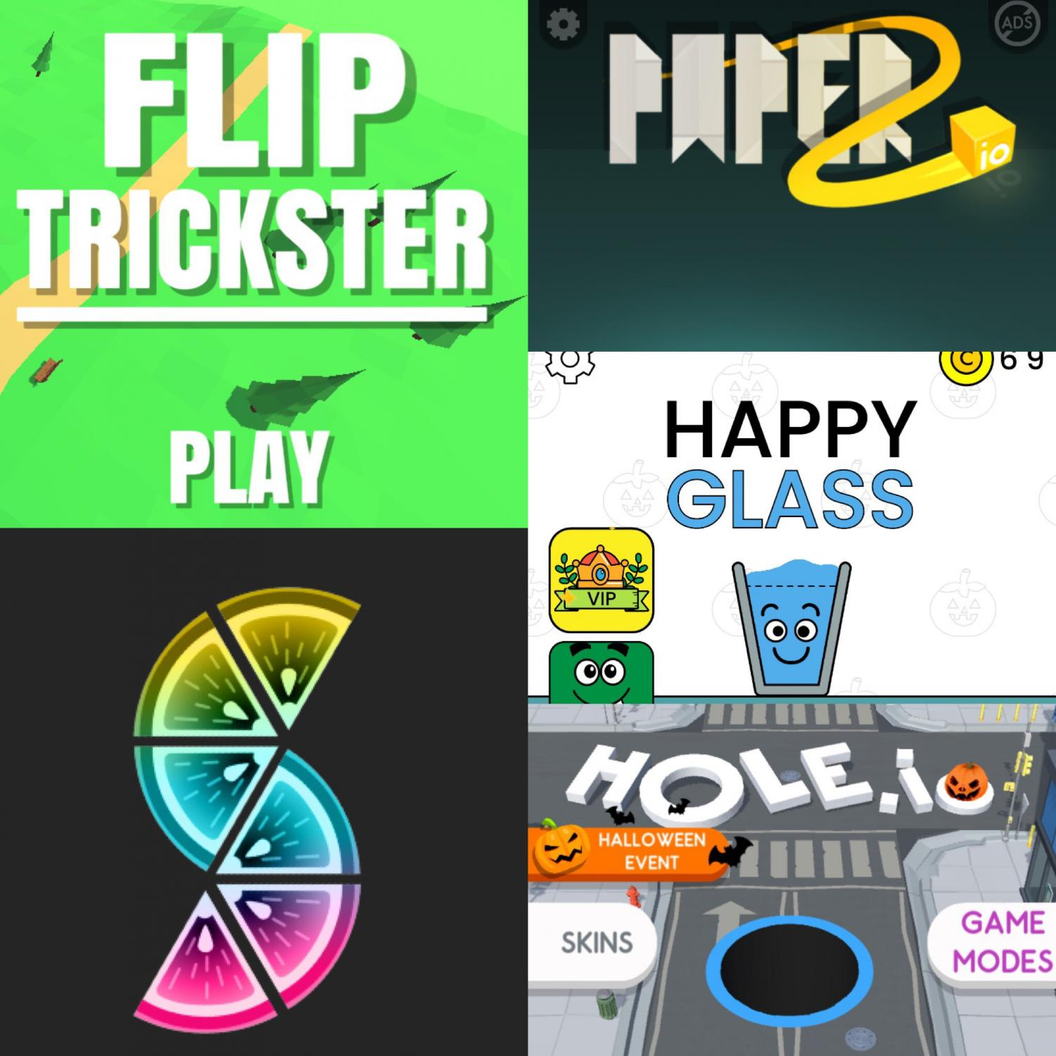 The top five free apps on the Apple App Store. Some are overly hyped, while others are well-deserving of the pure fun they bring to the table.
