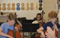 Sounds of SPA: music coming from performance spaces inspires instrumentalists