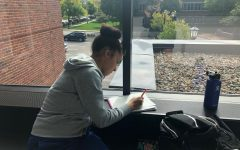 SPA Views: Students find favorite spaces