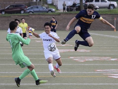 Lagos earns a spot as Mr. Soccer finalist