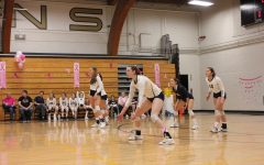 [PHOTO GALLERY] Volleyball teams raises breast cancer awareness through Dig Pink