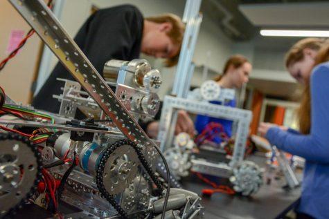 Spartan Robotics teams don't just build robots
