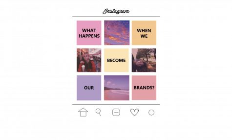 Instagram commercializes youth life