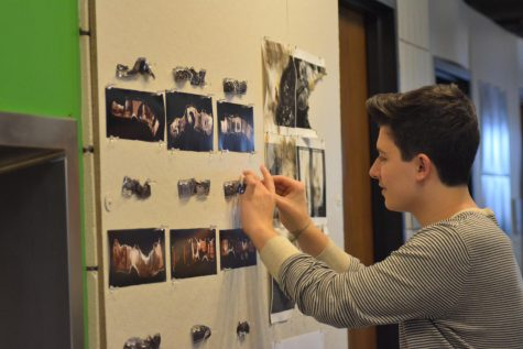 [PHOTO GALLERY] A look into student art work