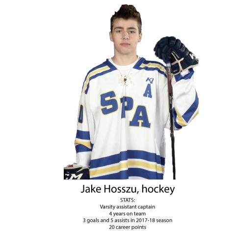 Jake Hosszu: Boys Hockey