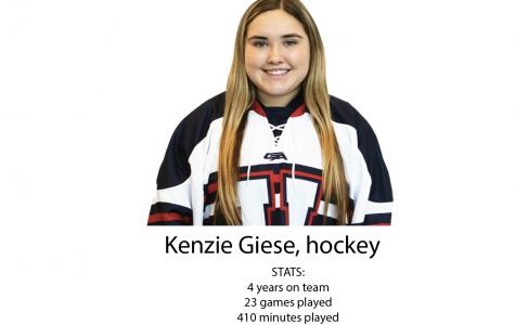 Kenzie Giese: Girls Hockey