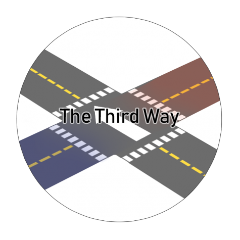 [THE THIRD WAY] One boot and two edges