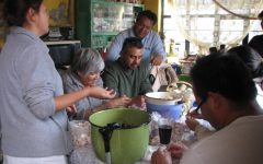 Traditions and tortillas bind Garcia's extended family