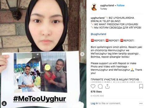 Uyghur genocide violates human rights