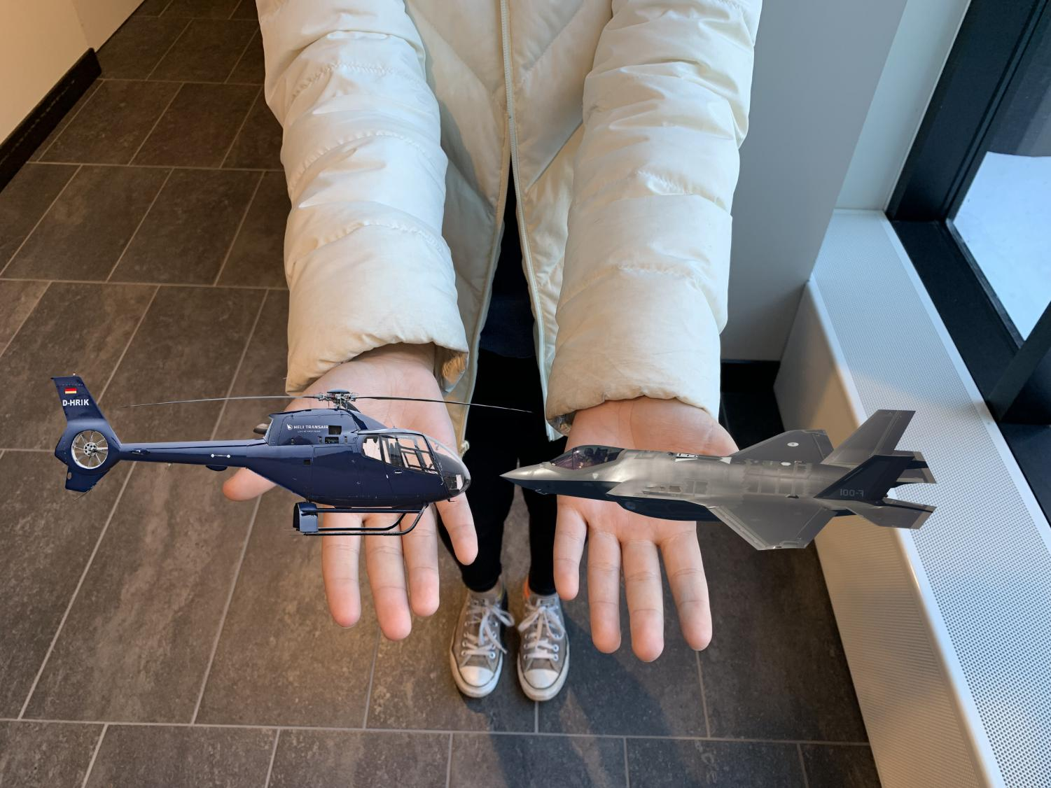 Students weigh the benefits of jet fighter and helicopter parenting.