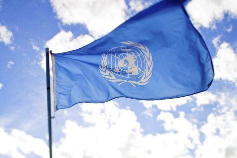 Chafee finds community and career experience in Model UN