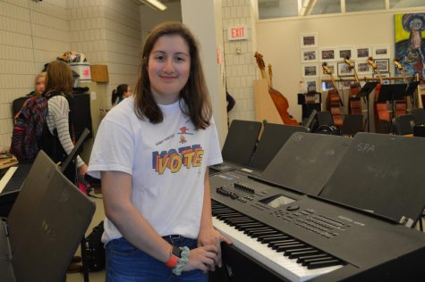 Isabelle Wolpert walks through her musical history