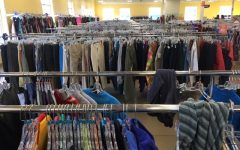 Thrifting has momentum as sustainable trend