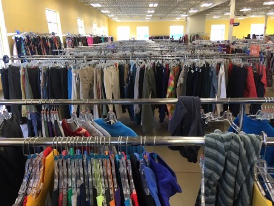 Goodwill%2C+the+original+%22thrift%22+store+before+it+became+a+trend%2C+features+rows+upon+rows+of+sustainable+clothing.+