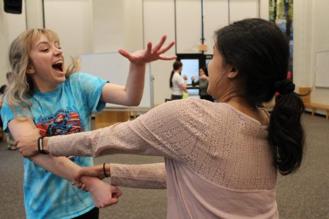 [PHOTO STORY] Student clubs collaborate for self defense training
