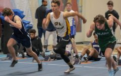 Track competes in first meet of the season, outlines room for improvement