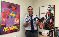 [PODCAST] Batman, Spiderman became Delgado's first beloved comics